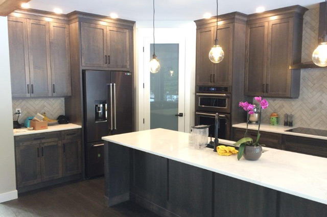 Comox Valley Kitchens Cabinetry