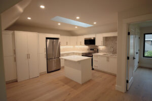 Custom Kitchen Comox Valley