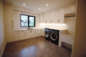 Custom Kitchen Comox