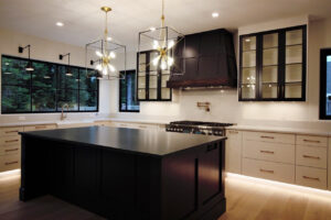 Custom Kitchen Parksville