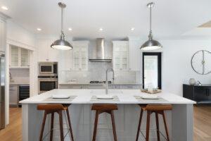 Custom Kitchens crown isle homes